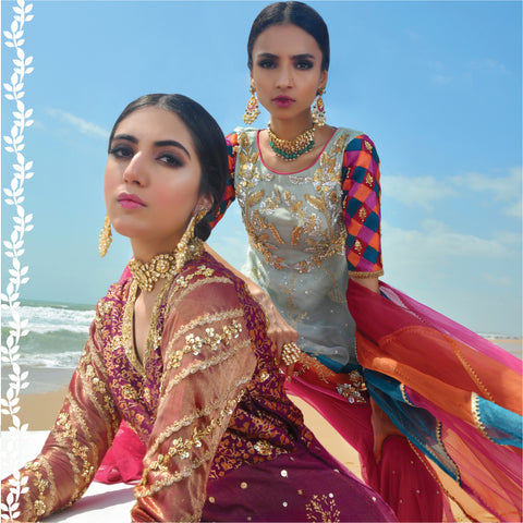 Pakistani Womens Wear brand