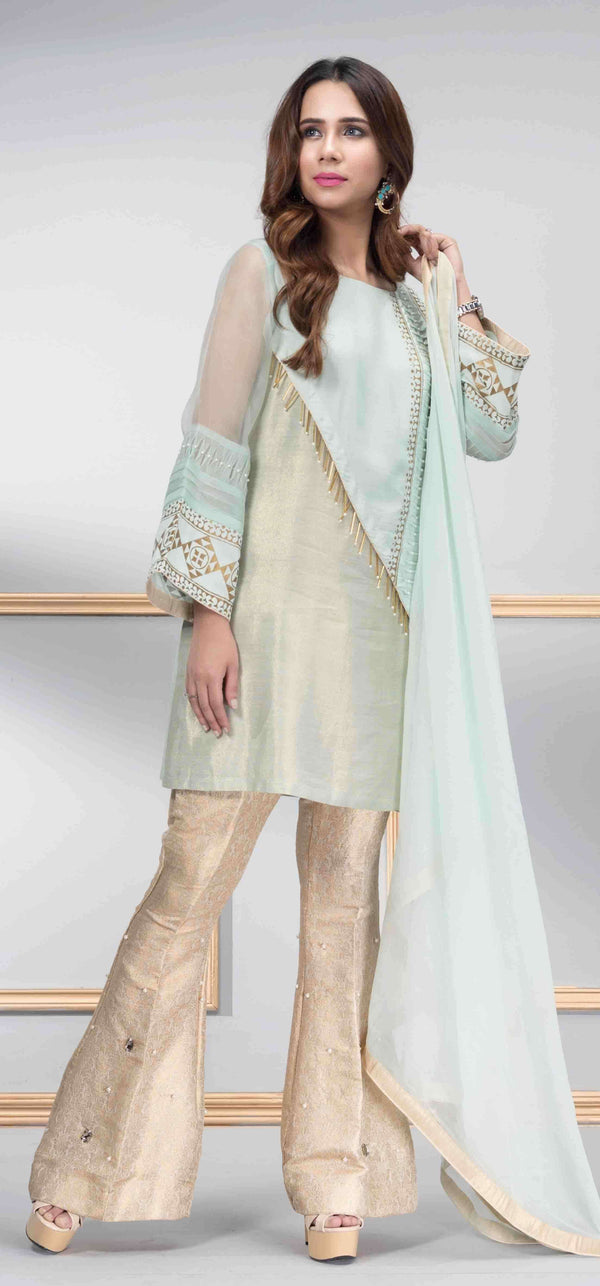DOLPHIN MINT - Ready To Deliver-Phatyma Khan-[Luxury_Pret]-[Pakistani_Fashion_Desginer]-[Women_Fashion_Brand]
