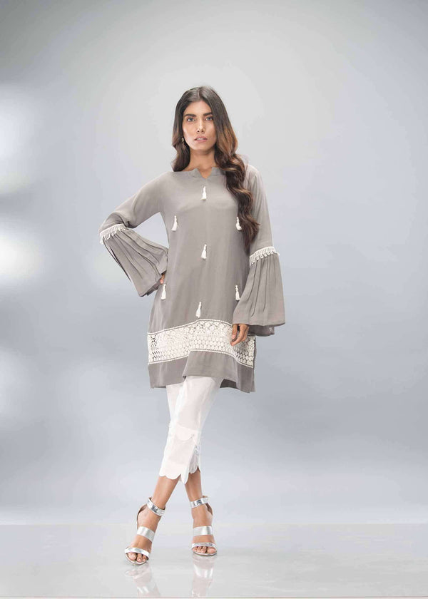 TASSEL GREY - Ready To Deliver-Phatyma Khan-[Luxury_Pret]-[Pakistani_Fashion_Desginer]-[Women_Fashion_Brand]