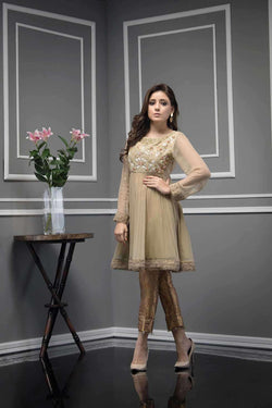 Luxury Pret, Pakistani Fashion Designer OLIVE ALLURE - Phatyma Khan