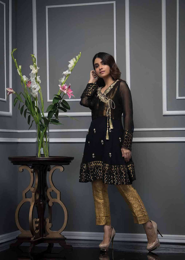 BRONZE BLACK-Phatyma Khan-[Luxury_Pret]-[Pakistani_Fashion_Desginer]-[Women_Fashion_Brand]