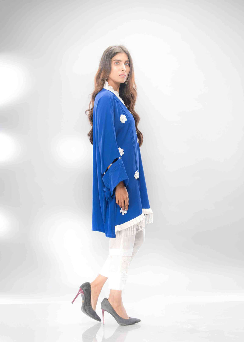 LACEY BLUE - Ready To Deliver-Phatyma Khan-[Luxury_Pret]-[Pakistani_Fashion_Desginer]-[Women_Fashion_Brand]
