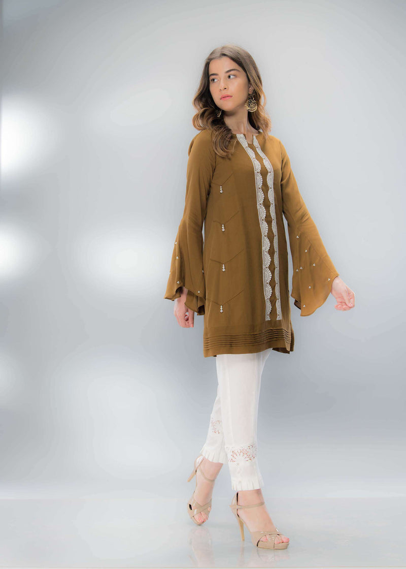 CLASSIC GREEN - Phatyma Khan  [product_price] [product_description] - Luxury Pret - Women's Designer Clothing #luxurypret