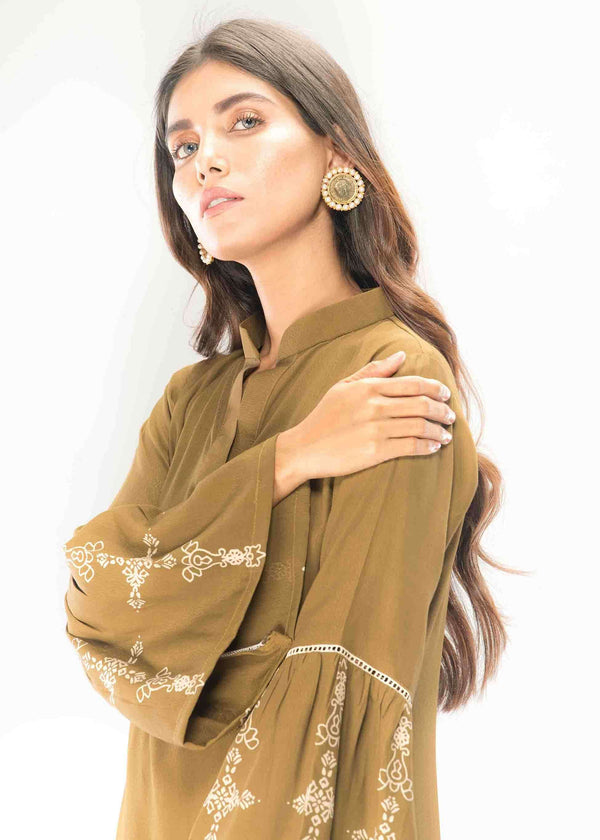Luxury Pret, Pakistani Fashion Designer HEENA GREEN - Phatyma Khan