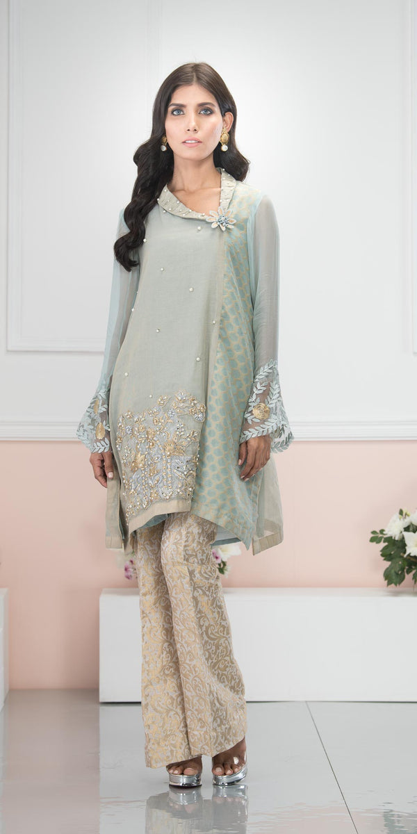GLACIER GREEN-Phatyma Khan-[Luxury_Pret]-[Pakistani_Fashion_Desginer]-[Women_Fashion_Brand]