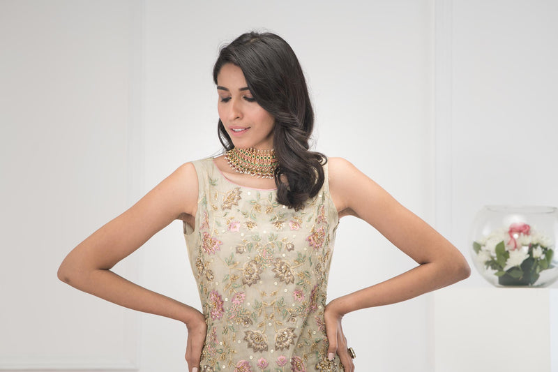 Luxury Pret, Pakistani Fashion Designer FESTIVE BLOOM - Phatyma Khan