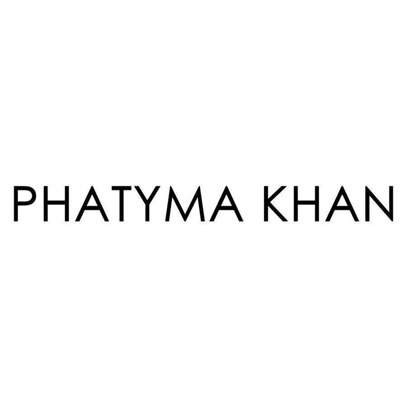 Luxury Pret, Pakistani Fashion Designer Chiffon Sequins Dupatta - Phatyma Khan
