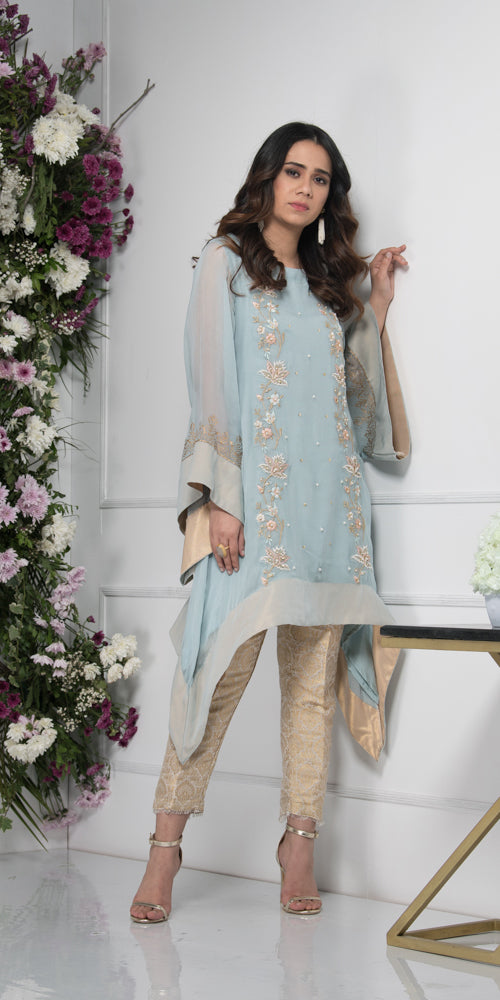 CHIFFON KIMONO-Phatyma Khan-[Luxury_Pret]-[Pakistani_Fashion_Desginer]-[Women_Fashion_Brand]