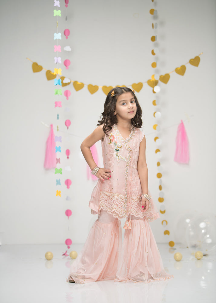 MINI CHERRY BLOSSOM PINK-Phatyma Khan-[Luxury_Pret]-[Pakistani_Fashion_Desginer]-[Women_Fashion_Brand]