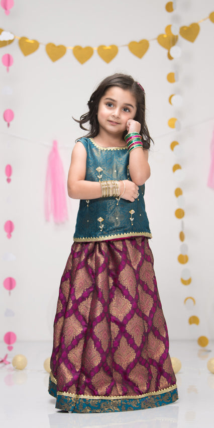 FESTIVE TURQOISE-Phatyma Khan-[Luxury_Pret]-[Pakistani_Fashion_Desginer]-[Women_Fashion_Brand]