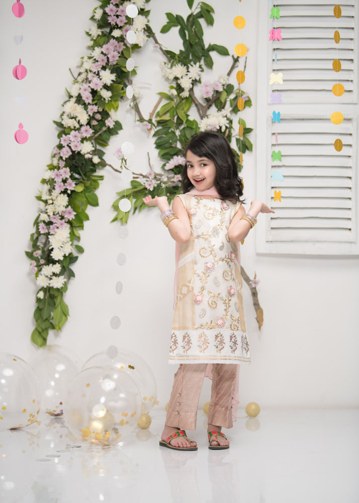 MINI DAISY WHITE-Phatyma Khan-[Luxury_Pret]-[Pakistani_Fashion_Desginer]-[Women_Fashion_Brand]
