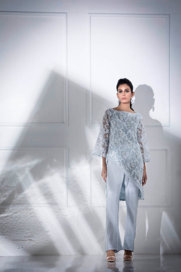 MESMERIC BLUE - Ready To Deliver-Phatyma Khan-[Luxury_Pret]-[Pakistani_Fashion_Desginer]-[Women_Fashion_Brand]