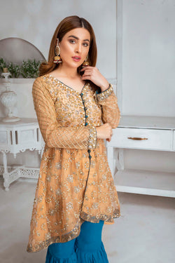 Luxury Pret, Pakistani Fashion Designer RUSTIC GLORE - Phatyma Khan