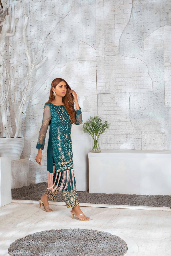 SMOKY GREEN-Phatyma Khan-[Luxury_Pret]-[Pakistani_Fashion_Desginer]-[Women_Fashion_Brand]