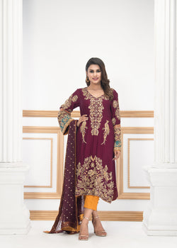ROYAL PLUM-Phatyma Khan-[Luxury_Pret]-[Pakistani_Fashion_Desginer]-[Women_Fashion_Brand]