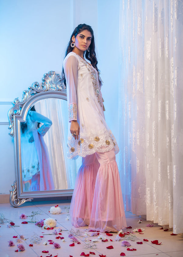 ROSE WHITE - Ready To Deliver-Phatyma Khan-[Luxury_Pret]-[Pakistani_Fashion_Desginer]-[Women_Fashion_Brand]