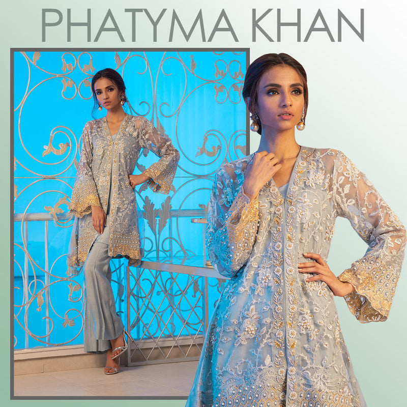 LUSCIOUS GREY-Phatyma Khan-[Luxury_Pret]-[Pakistani_Fashion_Desginer]-[Women_Fashion_Brand]