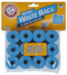 Disposable Waste Bag Refills Arm & Hammer 180Ct