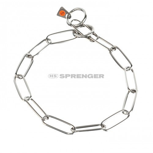 Herm Sprenger Fur Saver - SS Long Link 3.0mm