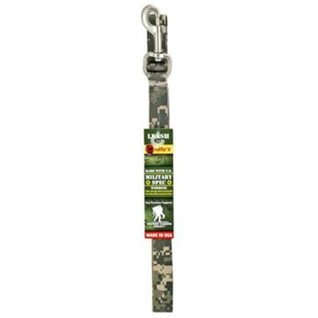 Dog Leash 5' Camo Print