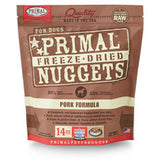 Primal Freeze-Dried Canine Pork Formula