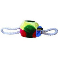 BALL WITH ROPE TOY