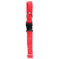 "NYLON DOG COLLAR - ADJUSTABLE 1""x18-26"""