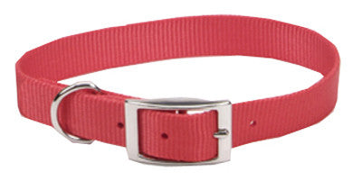 Nylon Collar 3/4x18 RED