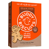 Buddy Biscuits Grain Free Oven Baked Treats - Peanut Butter