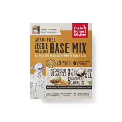 Honest Kitchen - Kindly - Grain Free Base Mix Dog Food