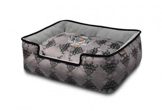 Royal Crest Lounge Dog  Bed - P.L.A.Y.