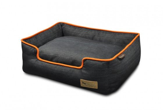 Urban Denim Dog Bed - P.L.A.Y.