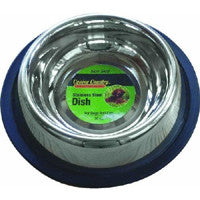 16OZ STAINLESS STEEL DOG DISH
