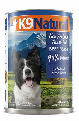 K9 Natural - Beef Feast