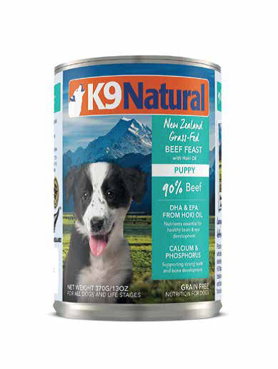 K9 Natural - Puppy - Beef & Hoki