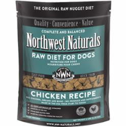Northwest Naturals Dog Freeze Dried Chicken Nuggets 12oz