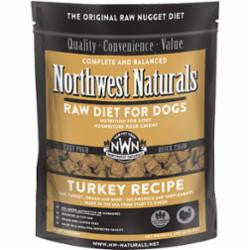 Northwest Naturals Dog Freeze Dried Turkey Nuggets 12oz