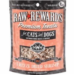 NORTHWEST NATURALS FREEZE-DRIED SHRIMP 1OZ