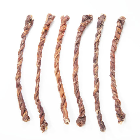 Lamb Weasand Twists