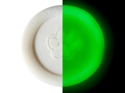 Zisc Flying Disc - GLOW IN DARK