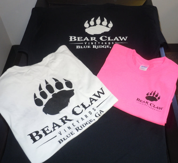 Official Bear Claw 100% Cotton T-Shirt