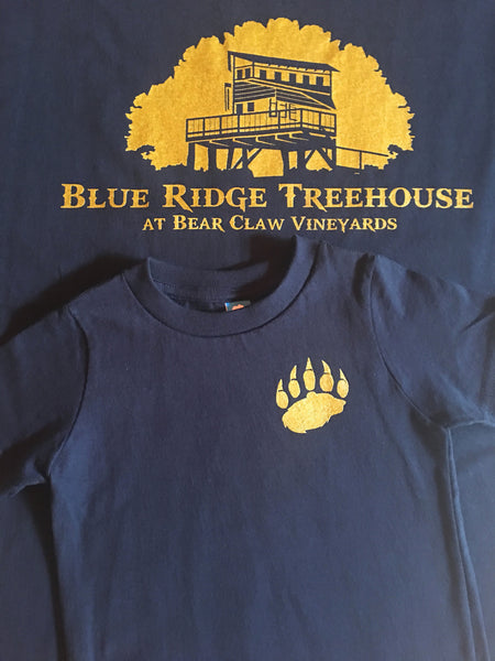 Blue Ridge TreeHouse official T-Shirt for BABY