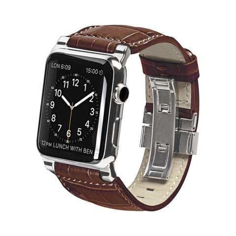 Timepiece Dark Brown