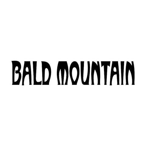 Bald Mountain Trail Badge