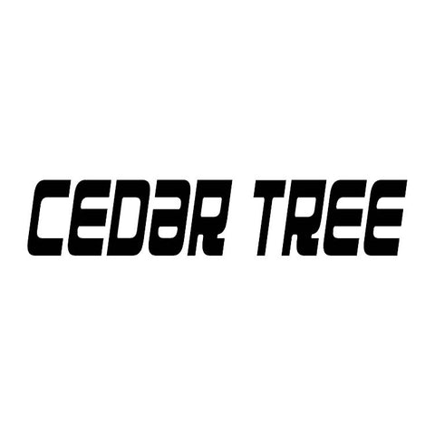 Cedar Tree Trail Badge