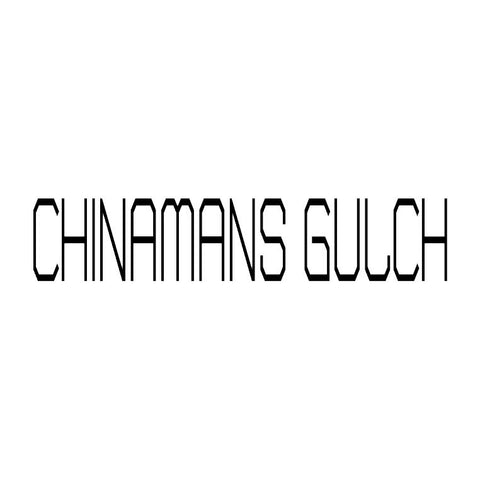 Chinamans Gulch Trail Badge