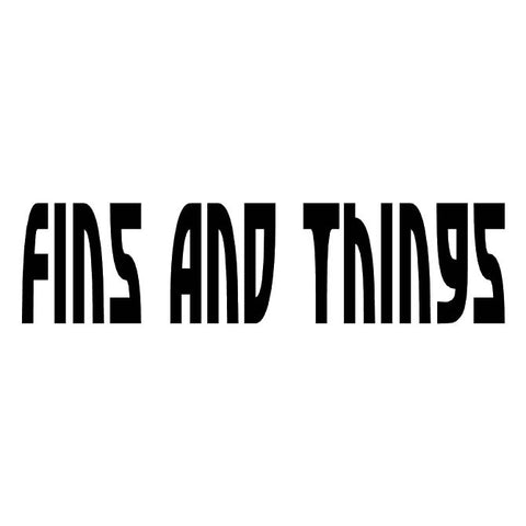 Fins and Things Trail Badge