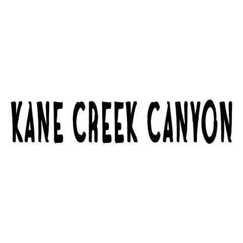 Kane Creek Canyon Trail Badge