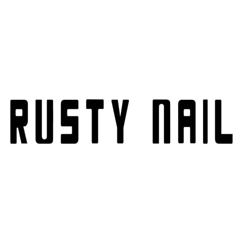 Rusty Nail Trail Badge