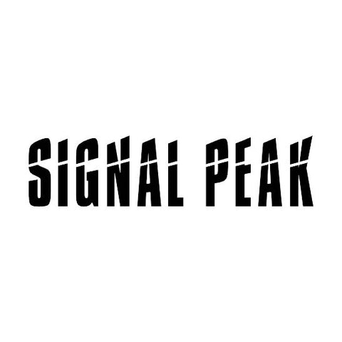 Signal Peak Trail Badge